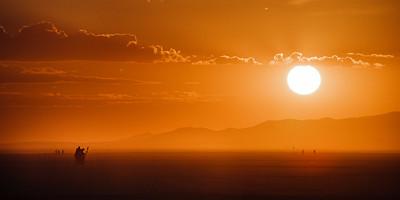 The Burning Man Experience by Nadav Havakook