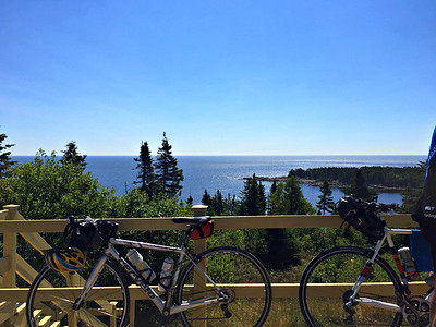 Canada: Québec Gaspé Peninsula Bike