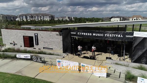 2019 Cypress Music Festival Videos