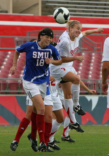 UH Soccer vs SMU