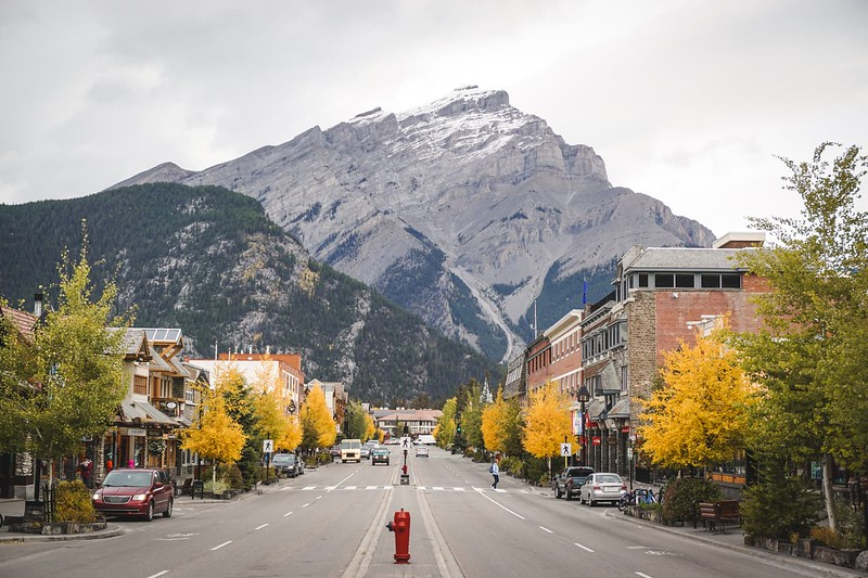 Walk Around Banff