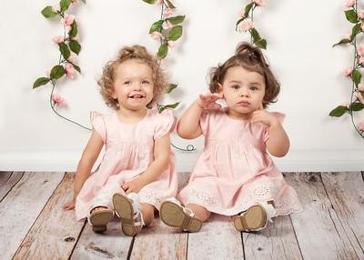 Happy Little Feet - Spring