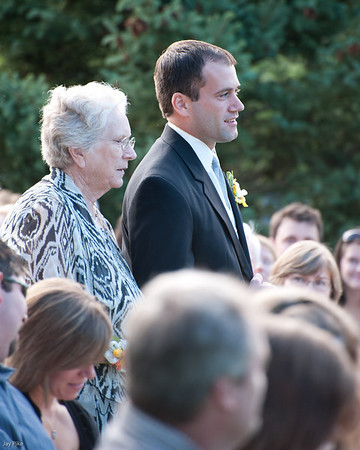 September 5, 2010 - Wedding Ceremony