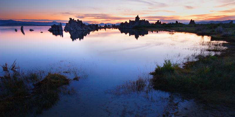 Sunrise, Mono Lake Lee Vining California
