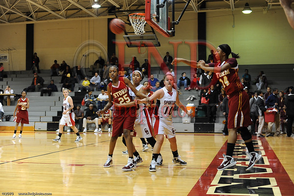 Central Davidson vs Southeast Guilford Varsity Basketball