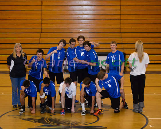 West Hills Boy's Volleyball