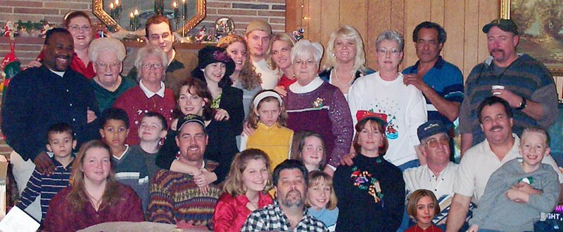 Christmas Party 2000