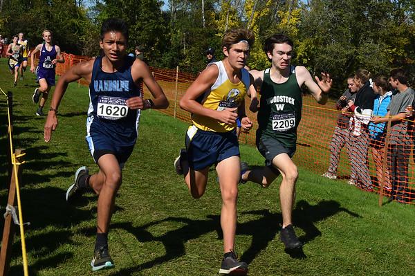 Boys 3 2019 Woods Trail Run 2019-10-05