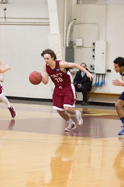 1/27/16: Boys' Thirds Basketball v Hotchkiss