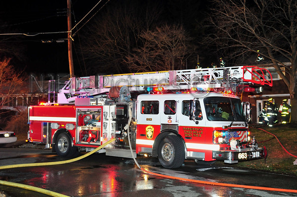 PARSIPPANY, NJ WORKING FIRE 13 LAKE DR. 12/12/11