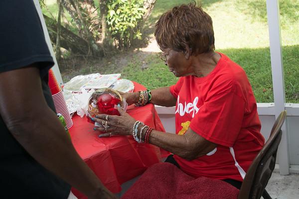 Great Grandma's 104th