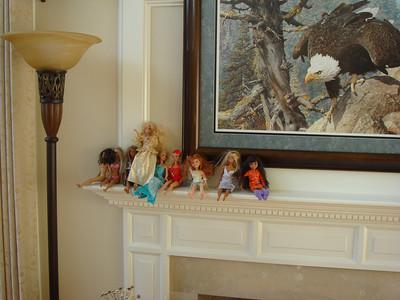 2008 - July Austin & Jelayne Visit