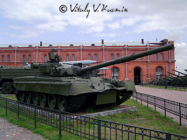 Military­-Historical Museum of Artillery, Engineer and Signal Corps