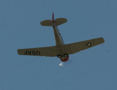 Moffett Flyovers