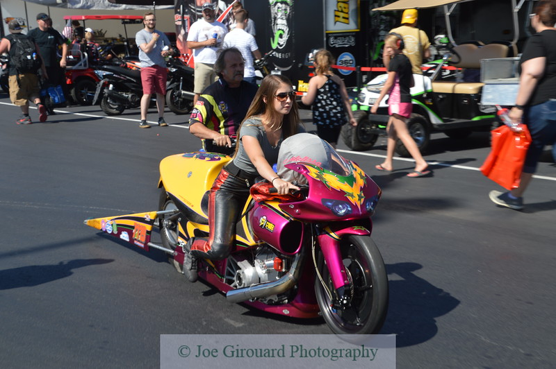 2016 Summit Nationals - Pro Stock Motorcycle