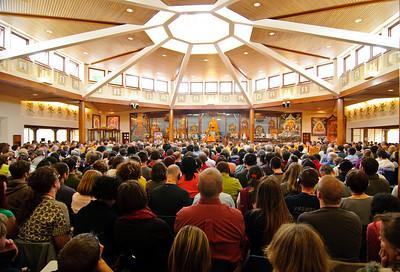 International Kadampa Buddhist Festivals