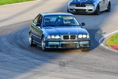 2020 MVPTT Sept Mid Ohio Teal BMW M3