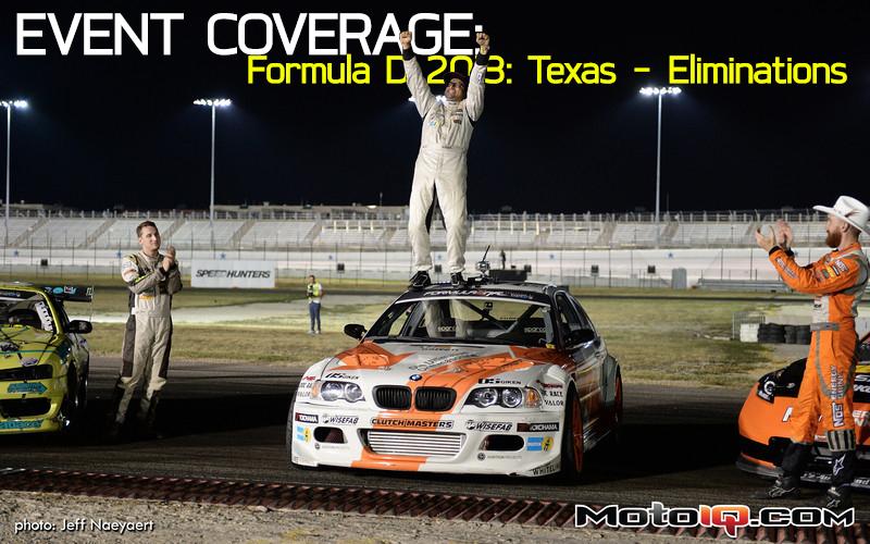 Formula Drift Texas