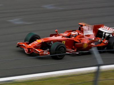 Sports 2008 F1 Fuji Speedway