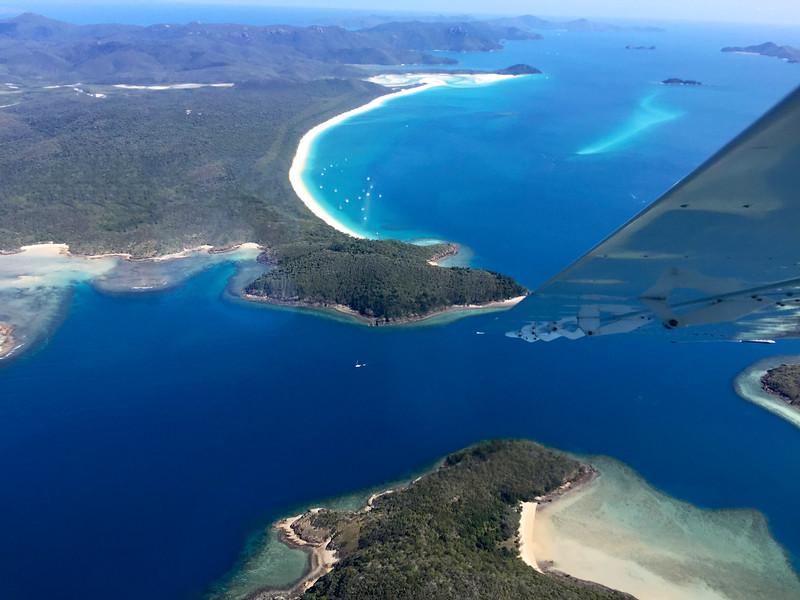 Whitehaven Beach- Great Barrier Reef