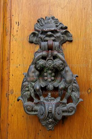 Doors and Door Knockers of Florence