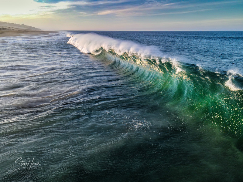 Cabo Wave drone