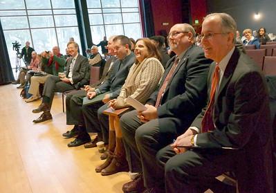 Massachusetts Senate's Commonwealth Conversation Tour 020415