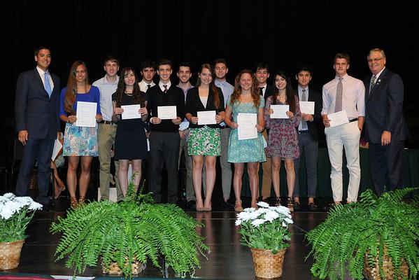 Awards - Upper School
