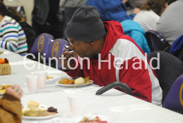 11-27-13 Thanksgiving Banquet