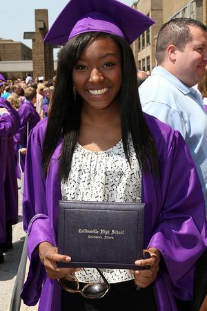Anissa Graduation