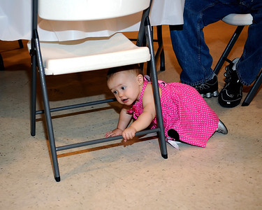 Charlee's 1st Birthday Party, September 17, 2011.