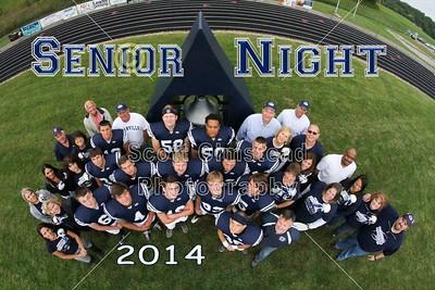 2014 Senior Night (09-12-14)
