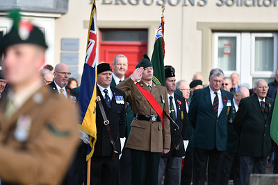 2019.11.10 Remembrance Sunday Enniskillen