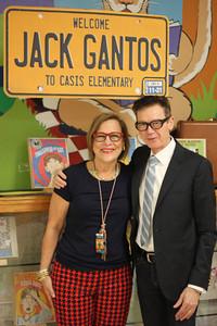 2013-2014 Author Visit - Jack Gantos