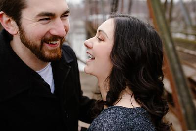 Kalie + Alex | Engaged