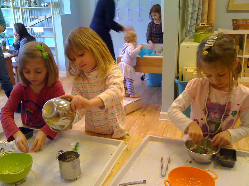 Cooking at Explorations