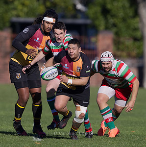 Ed Chaney Cup Round 6: HOBM (28) v UH Rams (26)