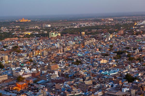 Jodhpur, The Maharaja Style