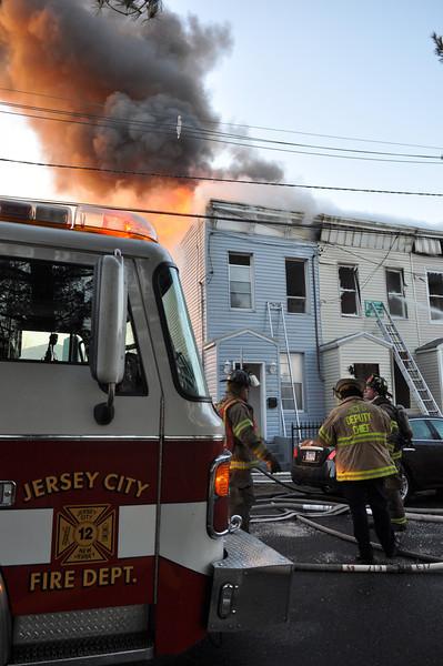 02.26.12 - Third Alarm - Jersey City, NJ.