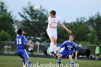 Boys Soccer: Dulles District Semifinal - Park View vs. Broad Run