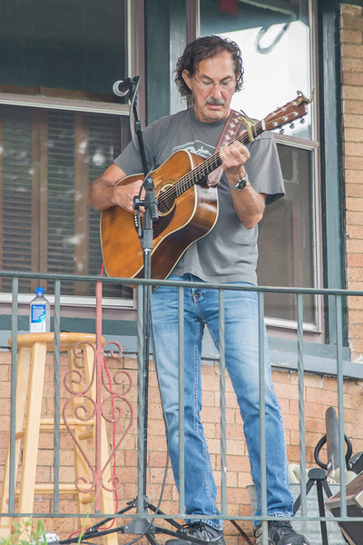 Freebo Concerts @ the Beach House August 2015