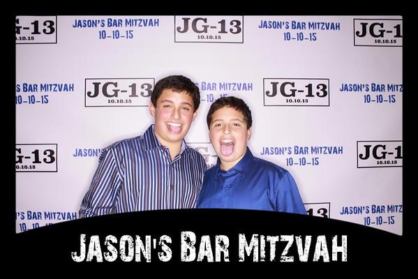 Jason's Bar Mitzvah