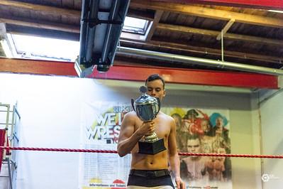 Academy Cup Benjamin Van Es vs. Vinny Vortex