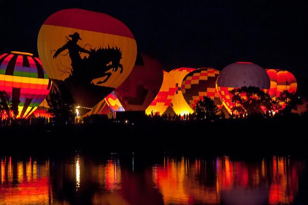 Balloon Glo 2012
