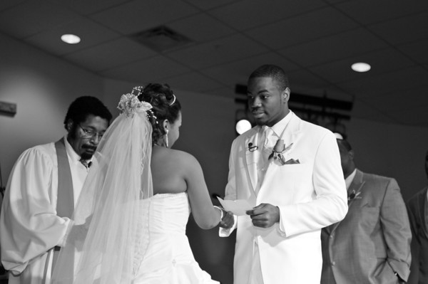 Latisha & Henry's Wedding