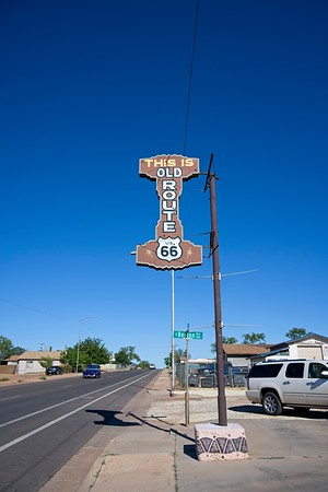 15 Winslow to Monument Valley
