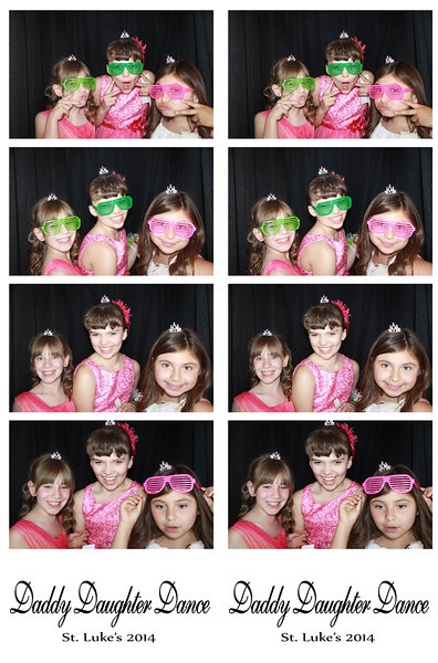 Daddy Daughter Dance May 24, 2014