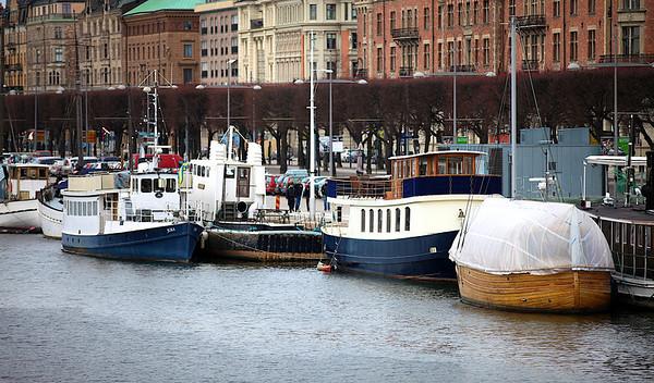 Stockholm Day 2 City