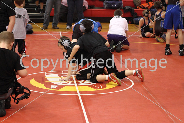 2/4/2012 Bradford/Olean Top Dog Wrestling Tournament