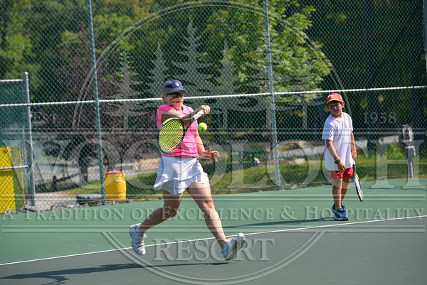 August 28 - Tennis